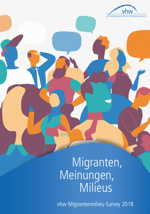 Migrantenmilieu-Survey 2018