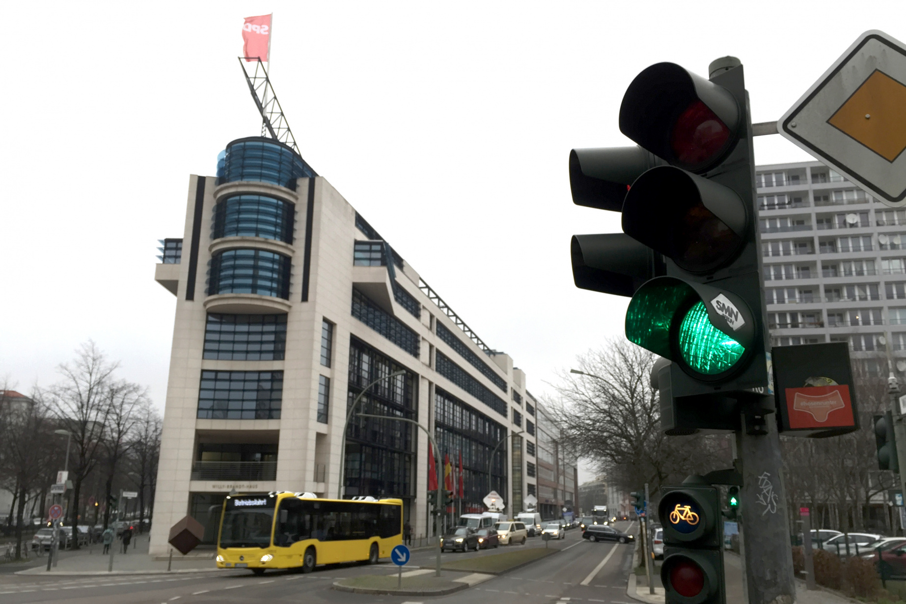 Willy-Brandt-Haus